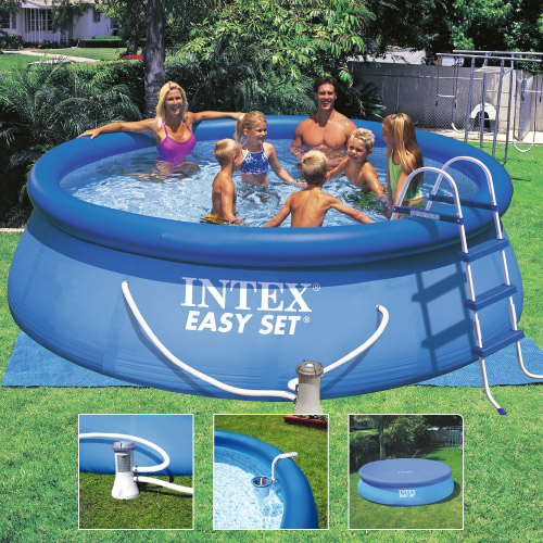 Billig swimmingpool til haven min for Pool billig