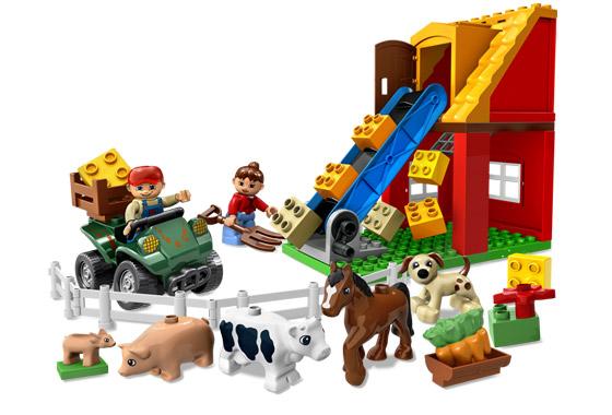 Duplo – Lego til de mindste!