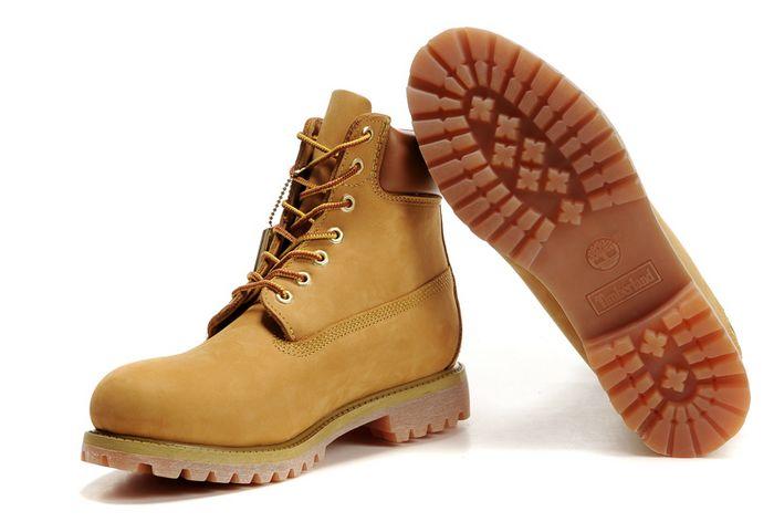 Timberland støvler til den kolde vinter!