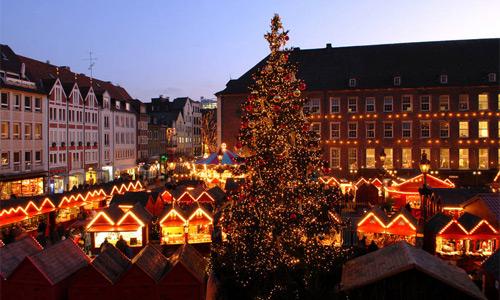 Julemarked 2011 i København