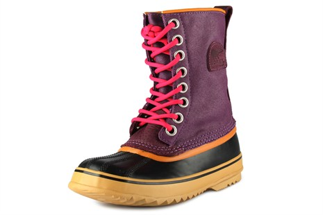 Stort udvalg af Sorel støvler til mænd og kvinder