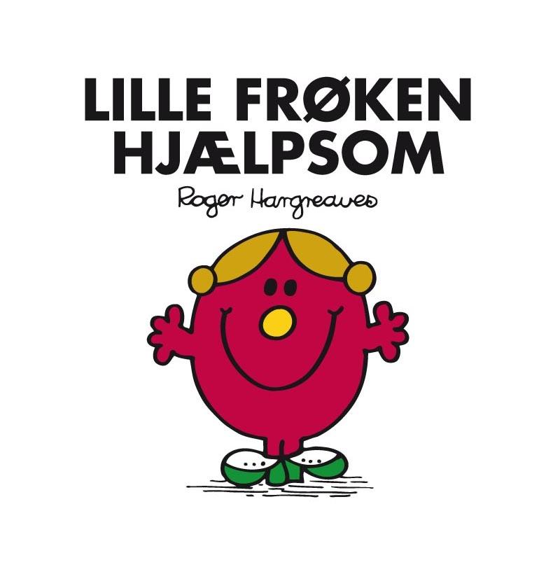 Bøger om Lille Frøken lander nu i Danmark igen!