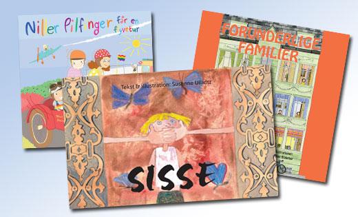 Gode tilbud på børnebøger