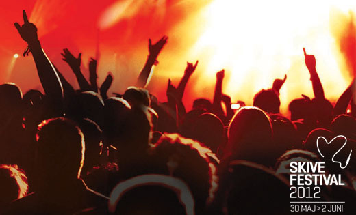 Få rabat på din billet til Skive Festival